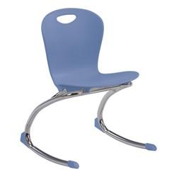 """Zuma Rocker Chair (15"""" Seat Height) - Blueberry"""