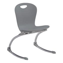 "Zuma Rocker Chair (15"" Seat Height) - Graphite"