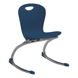 """Zuma Rocker Chair (15"""" Seat Height) - Navy"""