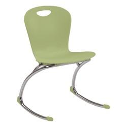 """Zuma Rocker Chair (18"""" Seat Height) - Apple"""