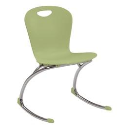 """Zuma Rocker Chair (18\"""" Seat Height) - Apple"""