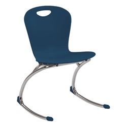"""Zuma Rocker Chair (18"""" Seat Height) - Navy"""