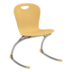 "Zuma Rocker Chair (18"" Seat Height) - Squash"