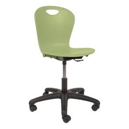 "Zuma Keyboarder Stool (16\"" - 20 1/2\"" Adjustable Seat Height) - Apple"