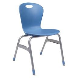 Zuma Stack Chair - Blueberry