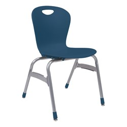 Zuma Stack Chair - Navy