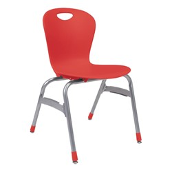 Zuma Stack Chair - Red