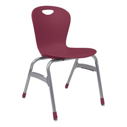 Zuma Stack Chair - Wine