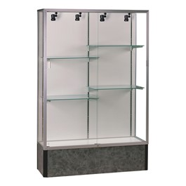 "Monarch 571 Series Display Case (48"" W)"