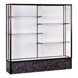 "Monarch 574 Series Display Case (72"" W)"