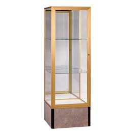 "Monarch 576 Series Display Case (24"" W)"