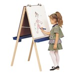 All-Purpose Double Wooden Easel