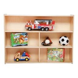 Wooden Single Storage Unit