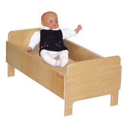 Doll Bed - Doll not included