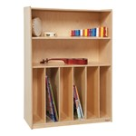 Multi-Purpose Bookcase