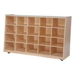 20-Tray Storage Unit w/o Trays