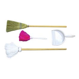 Housekeeping Play Set - Cleaning Tools