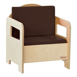 Children's Living Room Furniture - Chair - Brown