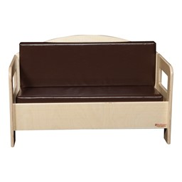 Sofa - Brown