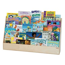 Book Display Stand - Single-Sided