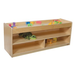 Infant Pull-Up Storage - Back