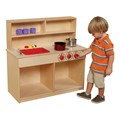 Tot Three-in-One Play Kitchen