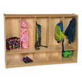 Five-Section Tot Locker