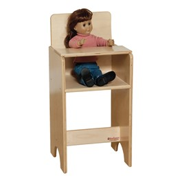 High Chair - Doll not included