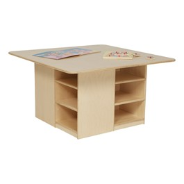 Cubby Table w/o Trays
