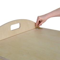 Maker's Cart - Locking Top