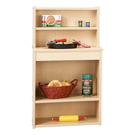 Play Kitchen Set - Pantry