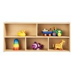 Two-Shelf Storage Unit