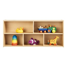 Two-Shelf Storage Unit