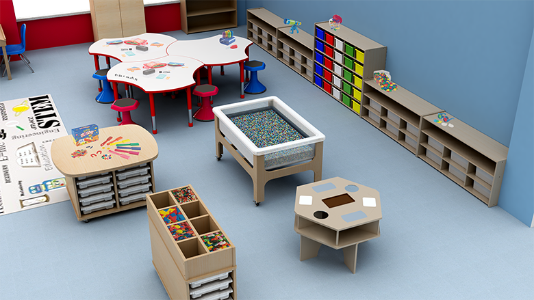 Stem Room At School Outfitters