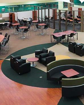 Sycamore High School Modern Media Center