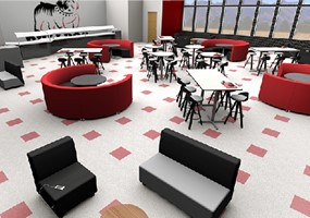 Cafés & Common Areas