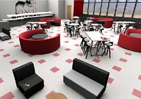 Cafés & Common Areas