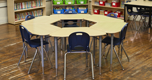 Arranging a 21st Century Learning Environment in Your Existing Space
