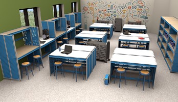 Explore our Complete Learning Spaces