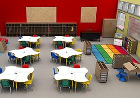 Proven room designs
