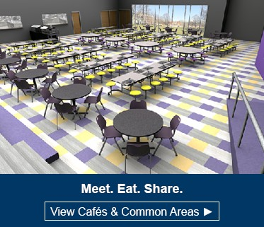 View Cafes & Common Areas