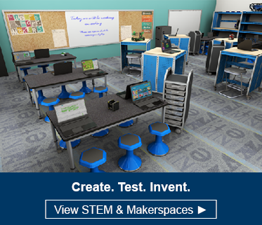 View STEM & Makerspaces
