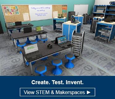 View STEM & Makerspaces